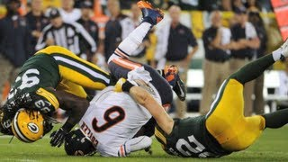 Packers Crush Bears, 23-10