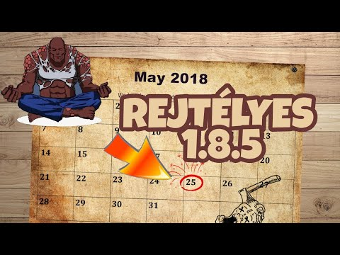 Rejtélyes 1.8.5 UPDATE| Last Day on Earth| #MAGYAR