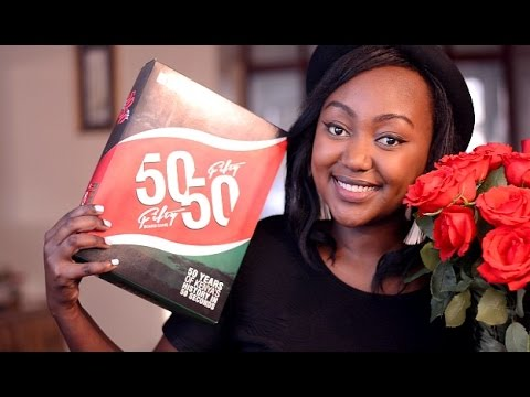 Hosting Hacks ft. Kenya's First Board Game! #Fifty50 // FindingZola