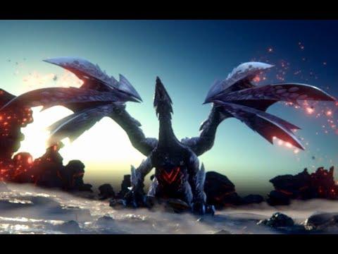 Monster Hunter Generations Ultimate - 9* Village Valstrax ...
