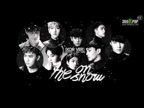 [Vietsub] EXO - On The Snow (Kor ver) [EXO Team].mkv