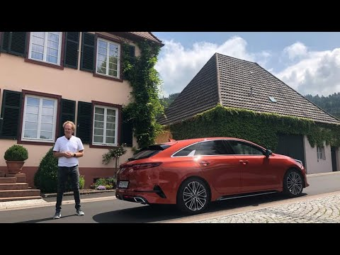 2019 Kia ProCeed GT Line 1,4 T-GDI DCT 🍊 Fahrbericht | FULL Review | POV | Test-Drive | Sound-Check