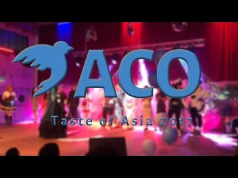 """Aftermovie ACO - Taste of Asia 2017 """"Experience today. Change tomorrow."""""""