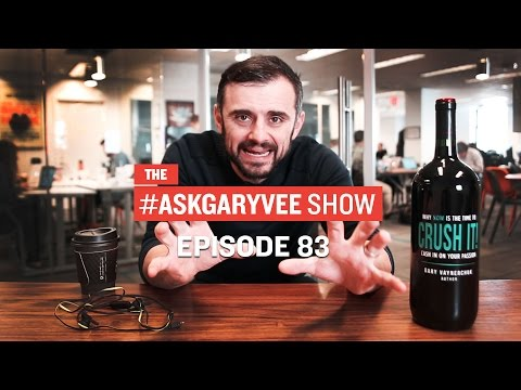#AskGaryVee Episode 83: The Role of Blogging Today, Parenting in a Social Media World, & Sasquatch