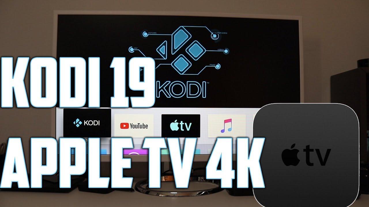 INSTALL KODI 19 MATRIX ON APPLE TV 4K WITHOUT JAILBREAK!