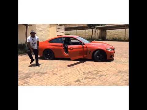 Cassper Nyovest Dances To #Slyza Tsotsi  Shows Us Why He Won Jika MaJika #SlyzaTsotsi