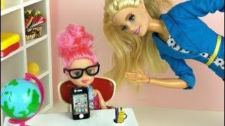 ВЫВЕЛИ НА ЧИСТУЮ ВОДУ  Мультик #Барби Школа Куклы Игрушки для девочек
