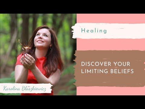 Discover Your Limiting Beliefs - Karolina Blaszkiewicz