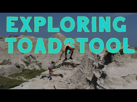 Toadstool Park || RV Nebraska || Two Week Road Trip || Sn. 1 || Ep. 13