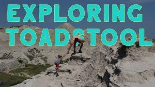 Toadstool Park || RV Nebraska || Two Week Road Trip || Sn. 1 || Ep. 13