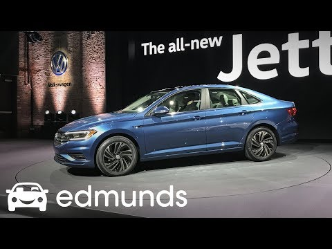 2019 Volkswagen Jetta | Unveil | Edmunds