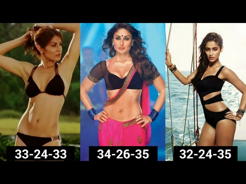 Top 20 Bollywood Actresses With Hottest Figure