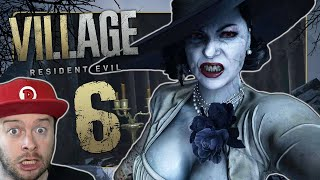 ESKALATION! Lady Dimitrescu BOSS BATTLE 🧛‍♀️ RESIDENT EVIL VILLAGE 🧛‍♀️ #6