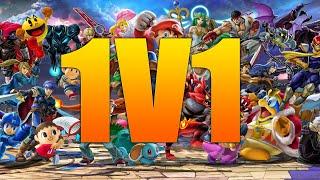 Super Smash Bros Ultimate 1v1ing Subs!