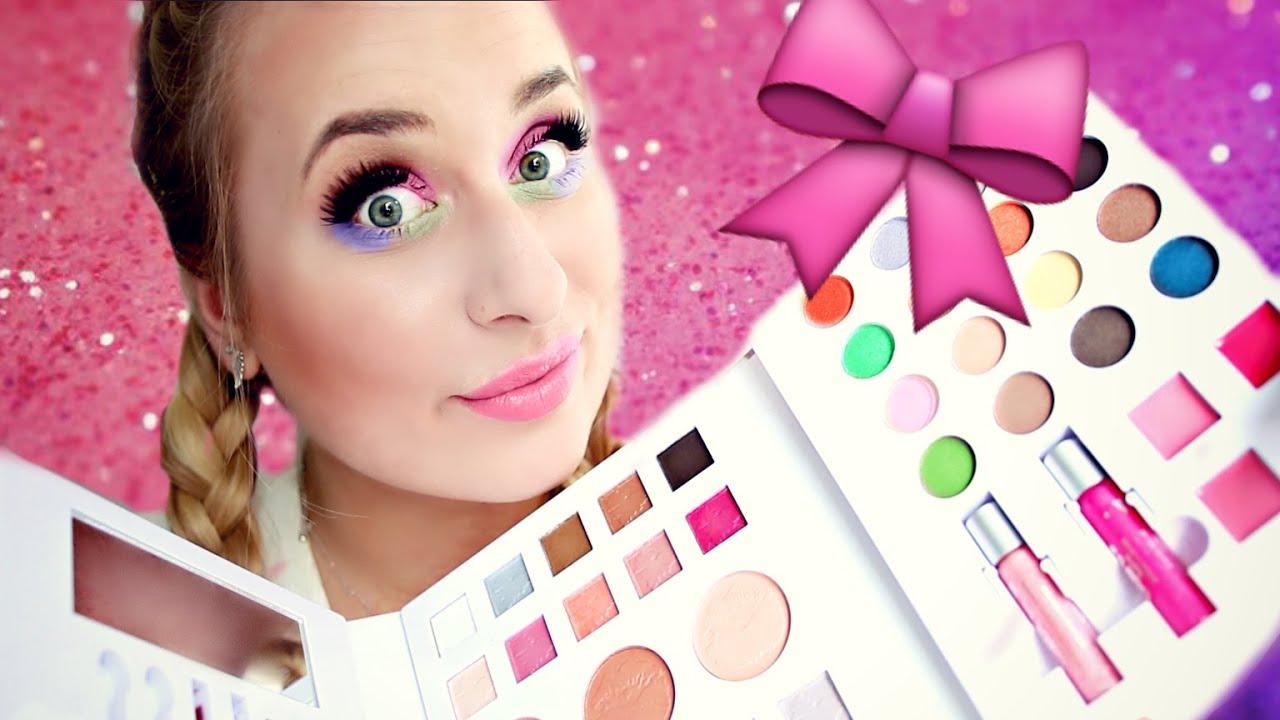 Kids Makeup Challenge Makijaż Kosmetykami Dla Dzieci Youtube