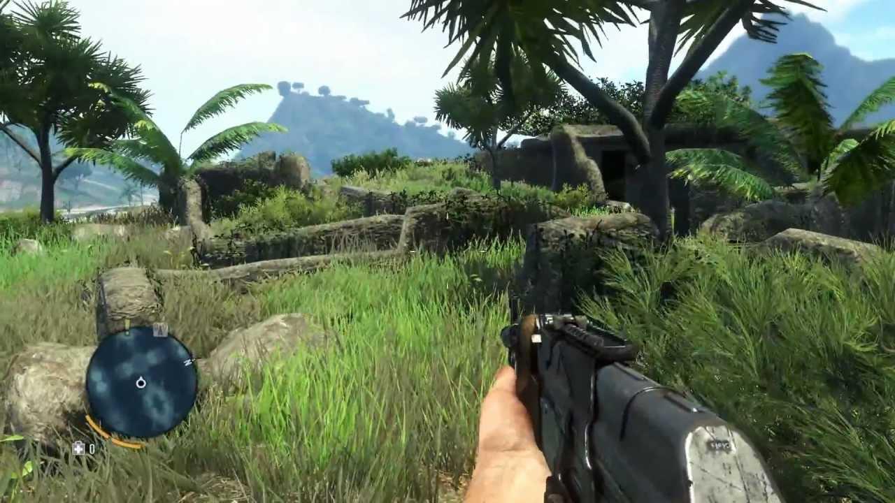 Far Cry 3 – On tessellation, FOV and enjoyment – ben abraham