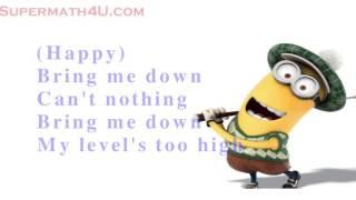 HAPPY - Pharrell Williams (feat. Minions) Mp3