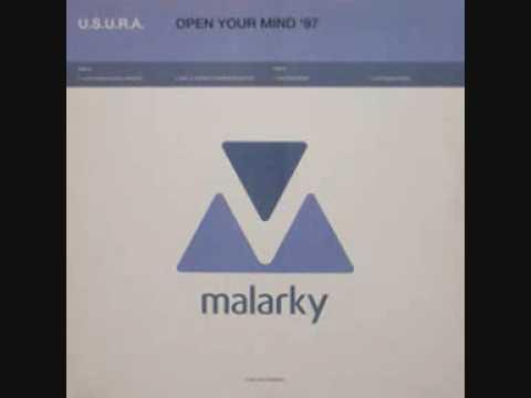 U S U R A-Open Your Mind(De Donatis Remix)