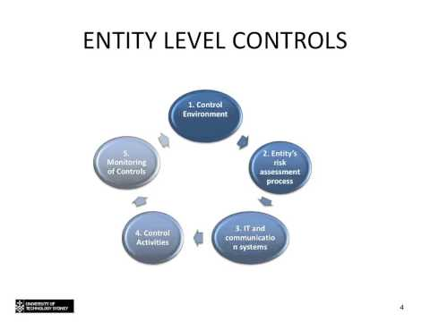 Topic 7 - Testing internal controls
