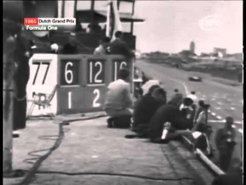 1965 F1 Dutch Grand Prix Zandvoort