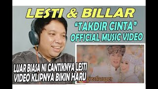 LESTI & BILLAR ❗  Takdir Cinta ❗ Official MUSIC Video ❗ REACTION!