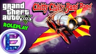 GTA 5 Roleplay - Chitty Chitty Bang Bang With NOS ! - FiveM - Funny Moments