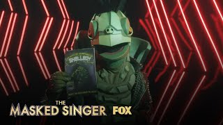 The Clues: Turtle | Season 3 Ep. 10 | THE MASKED SINGER
