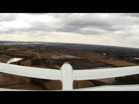APIS SELF LAUNCHING motor Glider