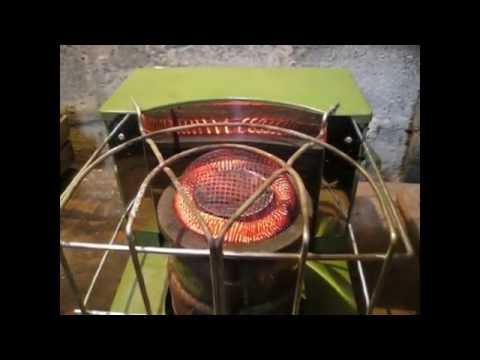 Чудо печка Соляра