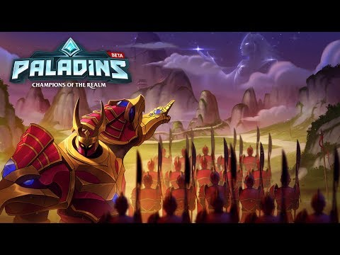 "Paladins - Lore Cinematic - ""Siege of Ascension Peak"""