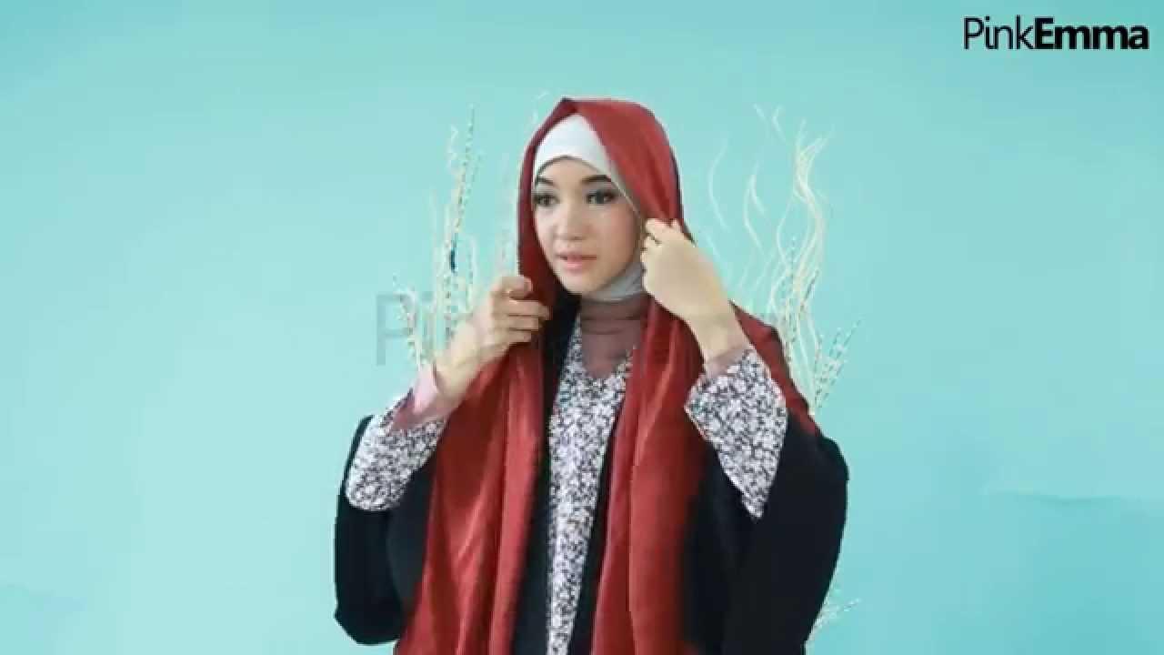 Tutorial Hijab Pashmina Syari Untuk Daily Look YouTube