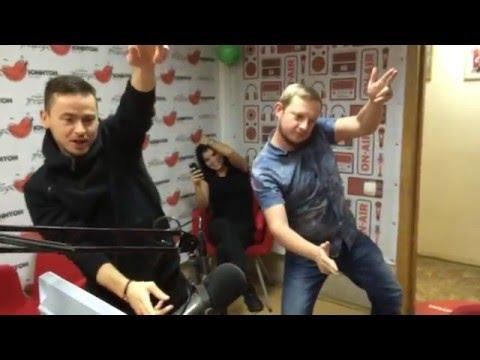 Видео, Ильшат Шабаев Танцы на ТНТ на Радио Юнитон