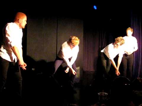 Cambridge Footlights - Working