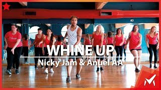 Whine Up - Nicky Jam x Anuel AA - Marcos Aier
