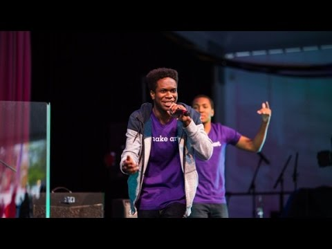 Harvard student raps for senior thesis