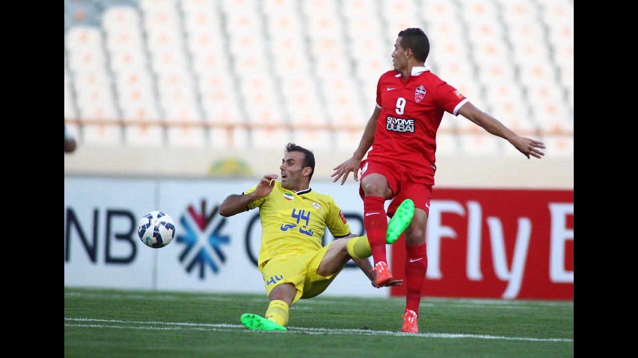 Naft Tehran 0-1 Al Ahli(UAE)