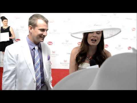 Derby 2015, red carpet: actress Erin Bethea