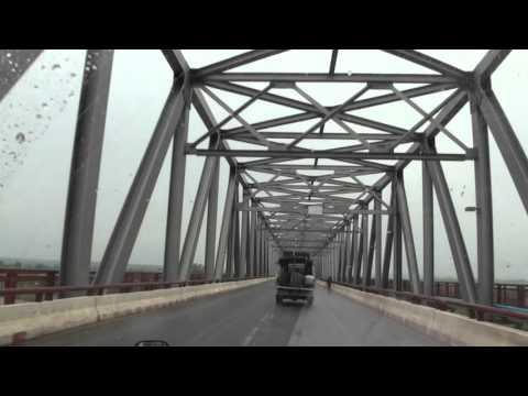 Irrawaddy Bridge (Pakokku),The longest river crossing bridge in Myanmar