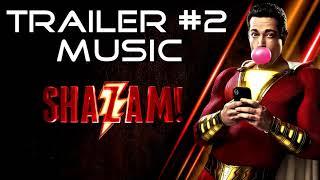 """Shazam! (2019) - """"Trailer #2 Music - My Name Is"""" Eminem"""