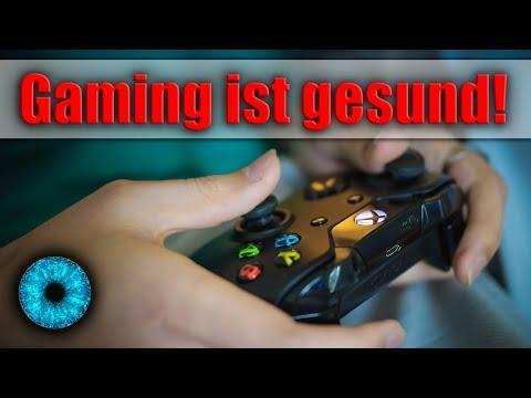 Gamescom: Gaming ist gesund! - Clixoom Science & Fiction