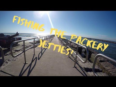 Texas Coast Trip, Jetty Fishing With Fellow YouTubers! @TexasFishing @Saltwater @Packery