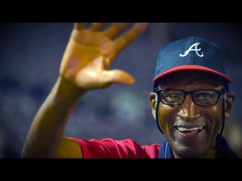 Braves legends on and off the field - Walter Banks