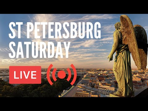 Saturday Night LIVE in St Petersburg, Russia. Beast Time! Live Chat