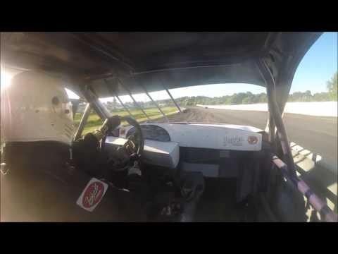 Jon Schmidt - Hornet Heat - Fiesta City Speedway 7-7-17