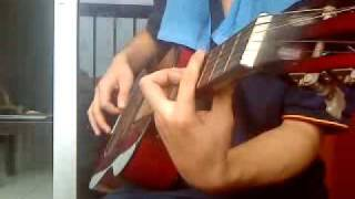 Guitar lesson mancy day parade by helvin says