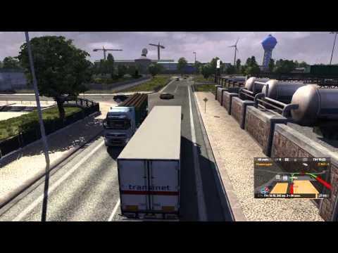 Видеообзор игры Euro Truck Simulator 2