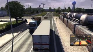 Видеообзор игры Euro Truck Simulator 2(Обзор на новую игру SCS Software, Euro Truck Simulator 2, вышедшую 19 октября 2012 г. (Обзор делался на самую первую версию игры,..., 2012-11-11T17:54:37.000Z)
