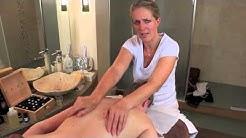 Pressure Points Massage Part 2