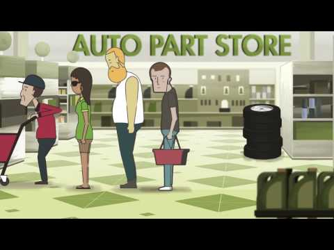 RockAuto.com TV Commercial 8 - On the Big Stage