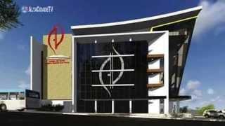 Baixar Projeto do novo e moderno Templo central foi lançado pela Assembleia de Deus